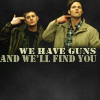 Andrea: [SPN] - We will find you