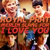 Prat Love Merlin