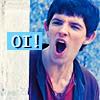 Oi! Merlin