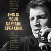 FIREFLY - Mal - Captain Speaking