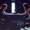 Mercy: [SGU] Rush/Chloe - safe