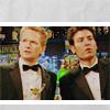 Kay: Barney/Ted - Tuxedo night
