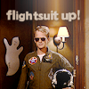 Barney - Flightsuit up!