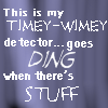 Goes DING DrWHo