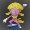 Shiny, Pokemon, Weavile