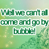 catcey: Bubble