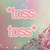 catcey: toss toss