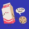 (mods) cookie loves milk