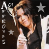 Aoi approves
