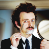[People] Michael Sheen: Caught