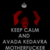 HP - Keep calm