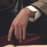 latvela: castiel's pretty hand
