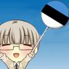 Eestie + Flag