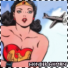 Taxicab Messiah: wonder woman (old school)