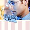 Mish: Ackles -- Glasses Kink