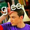 umeboshicons: Sheldon Gleek by me
