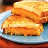 the cold genius: cheese sandwich