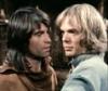 Trepkos: Arthur and Kai close up