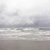 Cannon Beach stormy