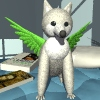 Hummingwolf: Cuddly plush toy