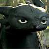 Not impressed Toothless