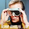 A: Slash goggles