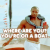 Old Spice - On A Boat