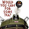 Dalek - Cup of tea?