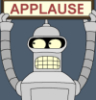 a story penned by an idiot: bender